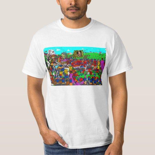 Epic Battle !!! T-Shirt