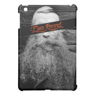 Epic beard cover for the iPad mini