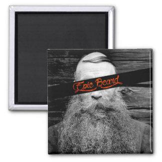 Epic beard magnet