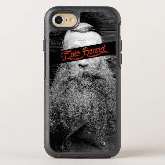 Epic beard OtterBox symmetry iPhone 8/7 case