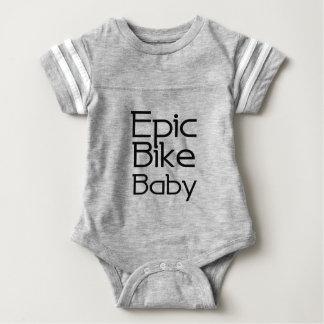 Epic Bike Baby Baby Bodysuit