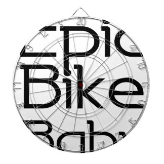 Epic Bike Baby Dartboard
