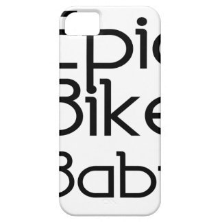Epic Bike Baby iPhone 5 Covers