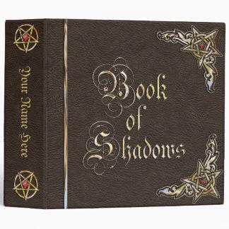 Epic Book of Shadows Vinyl Binders