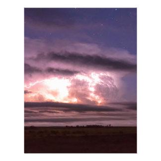 Epic_Cloud_To_Cloud_Lightning_Storm Custom Letterhead
