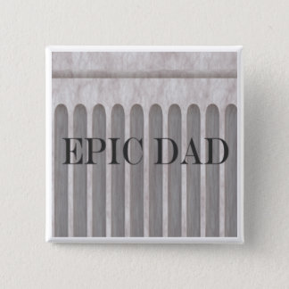 Epic Dad Button