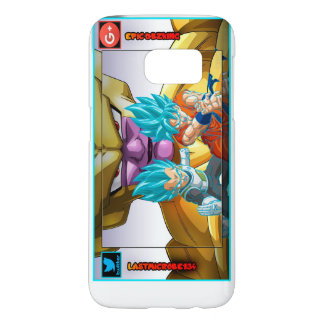 Epic DBZking stuff Samsung Galaxy S7 Case