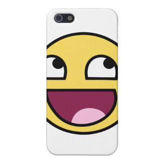 Epic face Iphone Skin Case For The iPhone 5