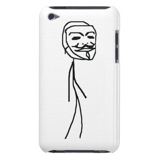Epic Fail Guy iPod Touch 4 Case Case-Mate iPod Touch Case