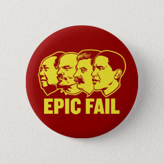 Epic Fail Obama Button