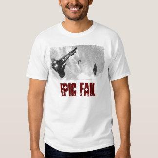 Epic Fail T Shirts