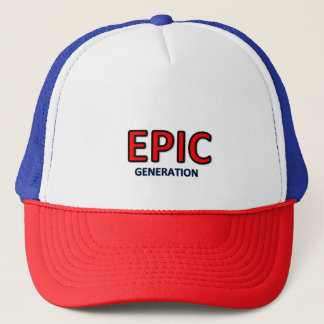 Epic generation cap logo