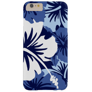 Epic Hibiscus Floral Hawaiian Barely There iPhone 6 Plus Case