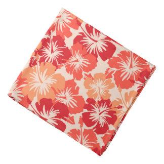 Epic Hibiscus Hawaiian Floral Bandana