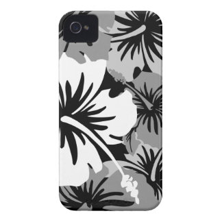 Epic Hibiscus Hawaiian Floral iPhone 4 Case