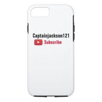 epic iPhone 7 Captainjackson121 case