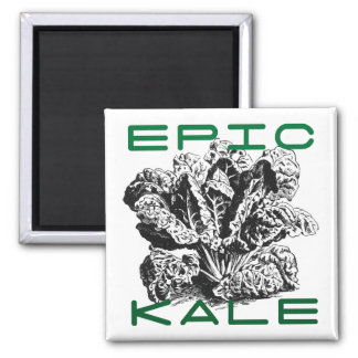 Epic Kale Magnet