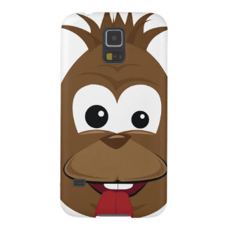 Epic Monkey Mascot Galaxy S5 Covers