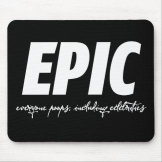 EPIC MOUSE PAD