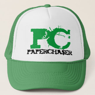 EPIC Paper Chasers - Grn/Wht Hat