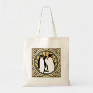 Epic Penguins Tote bag
