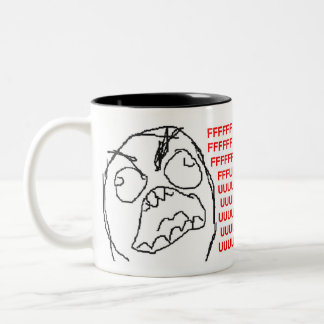 Epic Rage Guy Mug