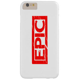 Epic Stamp Barely There iPhone 6 Plus Case