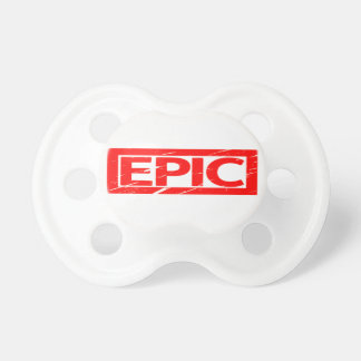 Epic Stamp Pacifier