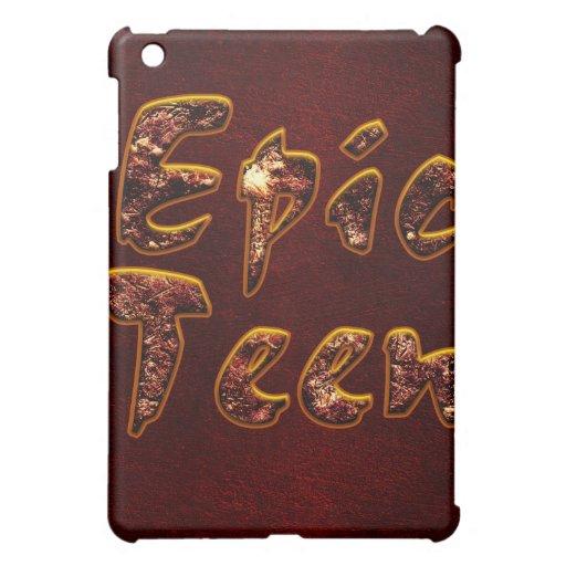 Epic Teen iPad Case