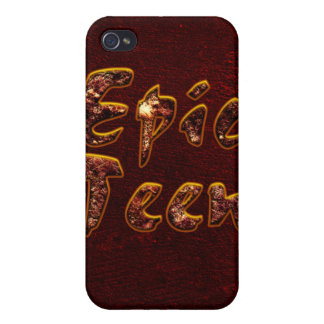 Epic Teen iPhone 4/4s Case