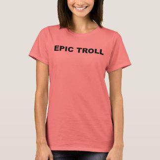 EPIC TROLL RED T-Shirt