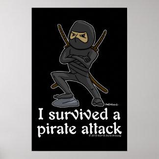 Epic Warrior: Ninja Poster