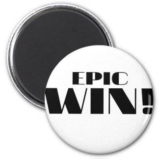 Epic Win Fridge Magnets