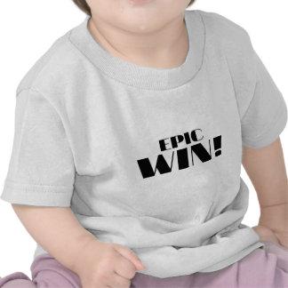 Epic Win! T Shirts