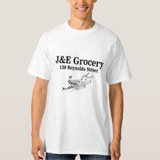 Épicerie de J et d'E - rue de 139 Reynolds Tshirts
