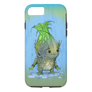 EPICORN  ALIEN CARTOON Apple iPhone 7  TOUGH Case-Mate iPhone Case