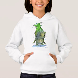 EPICORN ALIEN CARTOON Hoodie Girl