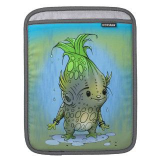 EPICORN ALIEN CARTOON iPad iPad Sleeve