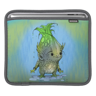 "EPICORN ALIEN CARTOON Macbook Air 11 "" H iPad Sleeve"