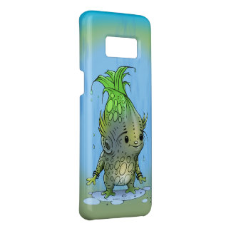 EPICORN  ALIEN CARTOON Samsung Galaxy S8  BARELY T Case-Mate Samsung Galaxy S8 Case