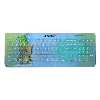 EPICORN ALIEN Custom Wireless Keyboard