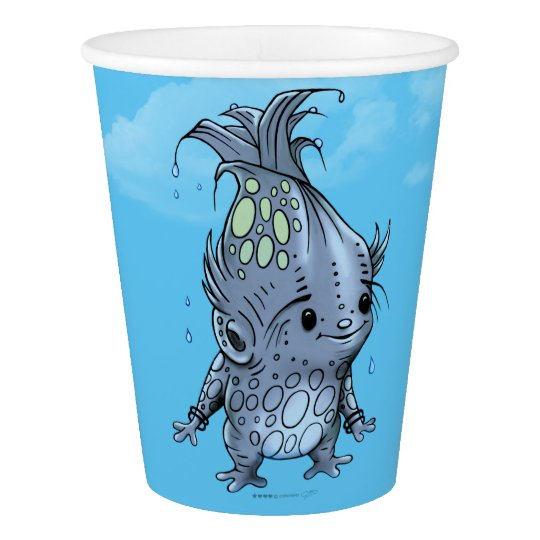 EPICORN ALIEN MONSTER PAPER CUP