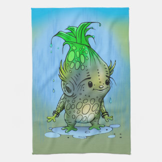 EPICORN CARTOON Linen with crockery Kitchen Towel