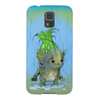 EPICORN CUTE ALIEN CARTOON Samsung Galaxy S5 Cases For Galaxy S5