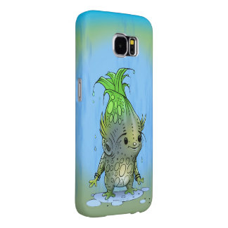 EPICORN CUTE ALIEN CARTOON Samsung Galaxy S6 Samsung Galaxy S6 Case
