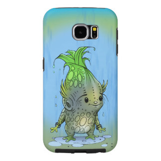 EPICORN CUTE ALIEN CARTOON Samsung Galaxy S6 TOUGH Samsung Galaxy S6 Case
