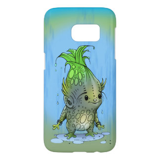 EPICORN CUTE ALIEN CARTOON Samsung Galaxy S7  B Samsung Galaxy S7 Case