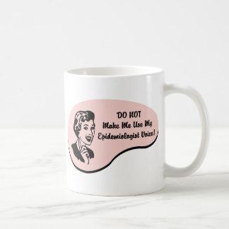 Epidemiologist Voice Coffee Mug