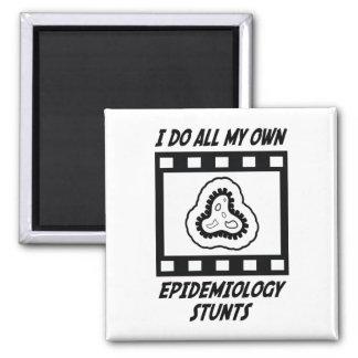 Epidemiology Stunts Magnet