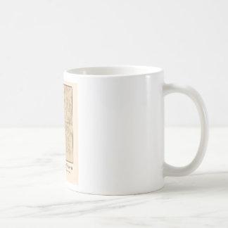 Epigraphic Chart Coffee Mug